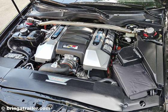Undercover-Opel Omega B mit Sieben-Liter Corvette-V8 zu verkaufen!