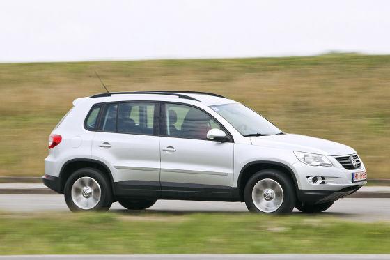 Ist der VW Tiguan wirklich so überzeugend?