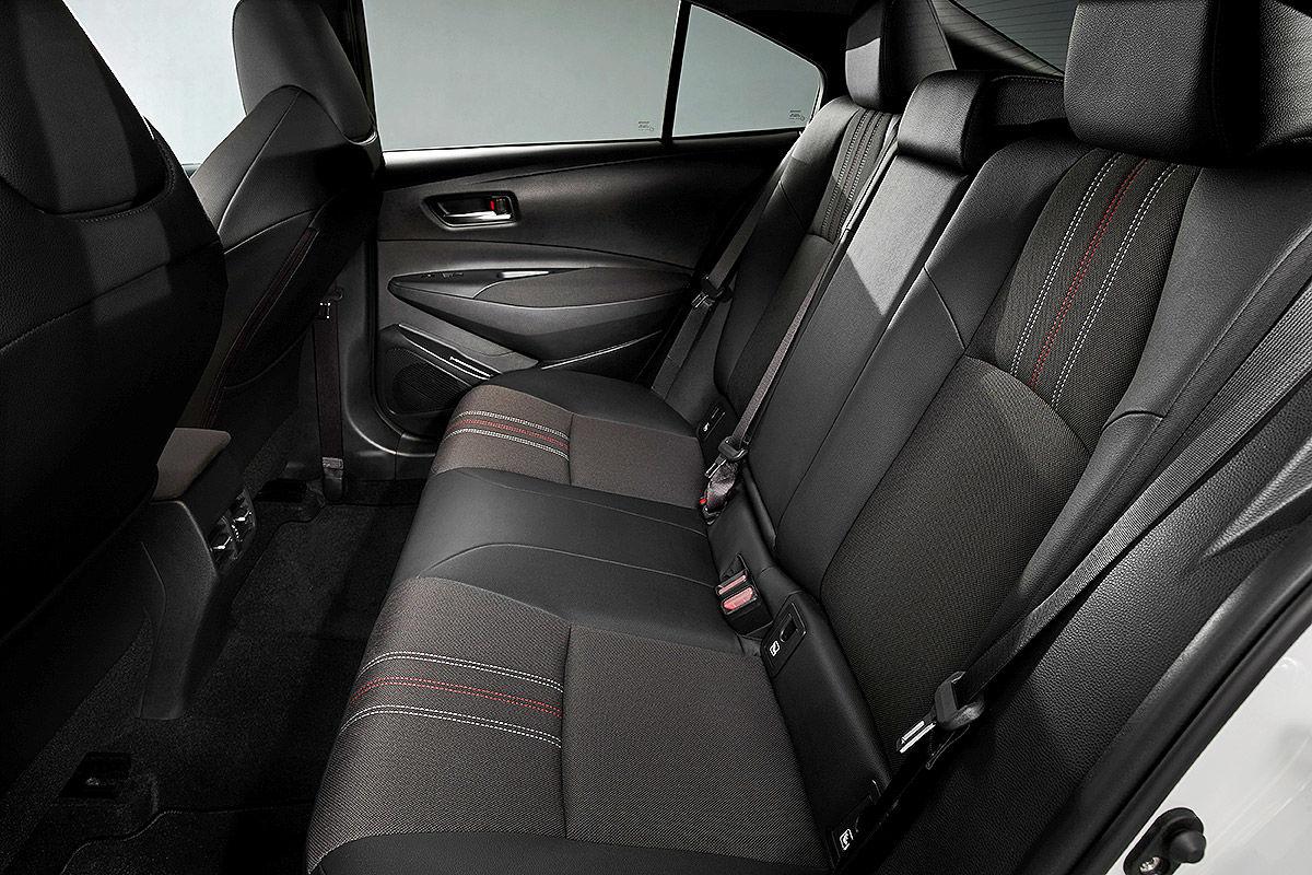 Toyota Corolla-Limousine GR Sports (2020)