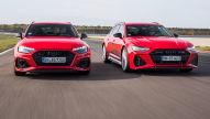 Audi RS 4 vs. RS 6