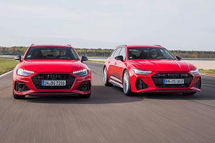 Ist der RS 4 schneller als der RS 6?