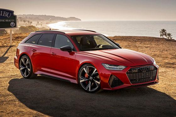 Ist der leichtere Audi RS 4 im Test schneller als der Audi RS 6?