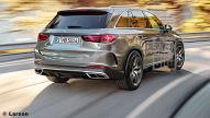 Mercedes GLC (2022): Nachfolger