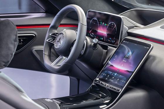 Ohne Elektrifizierung geht beim neuen Mercedes GLC nichts mehr