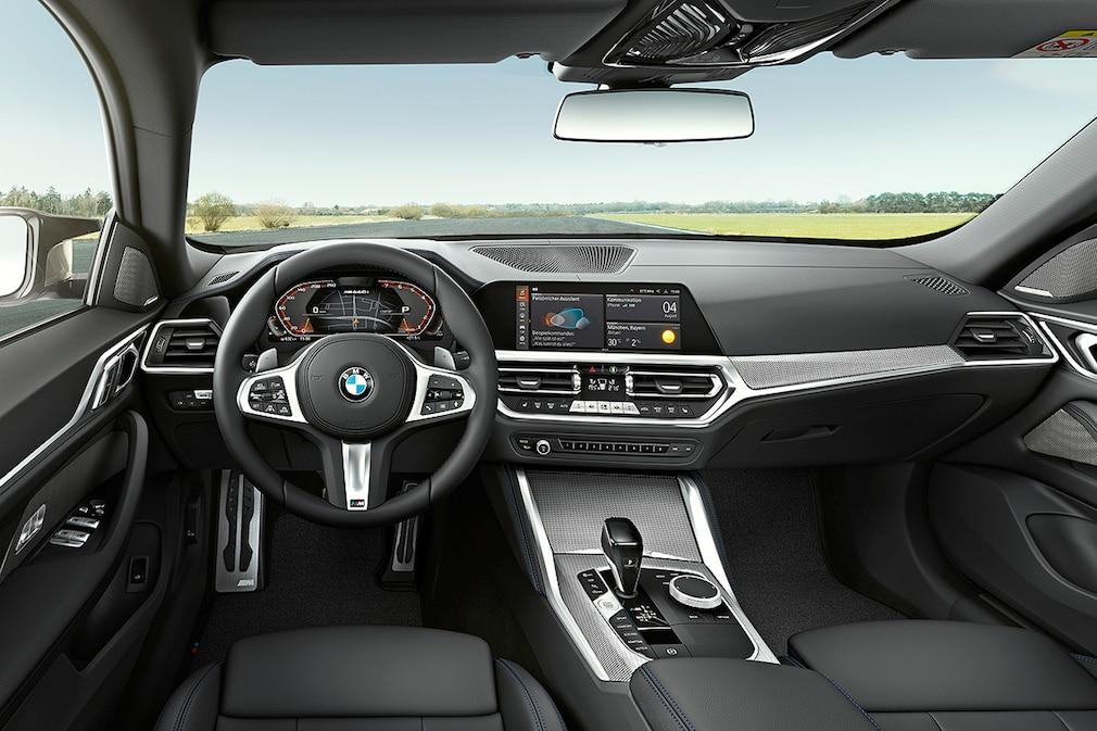BMW 4er M440i xDrive Gran Coupé