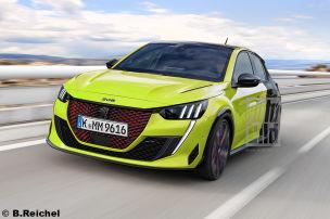 Wird Peugeots GTi bald zum E-Sportler?