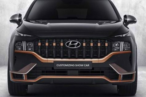 Hyundai Santa Fe N Performance Paket (2020): Marktstart, Werkstuning