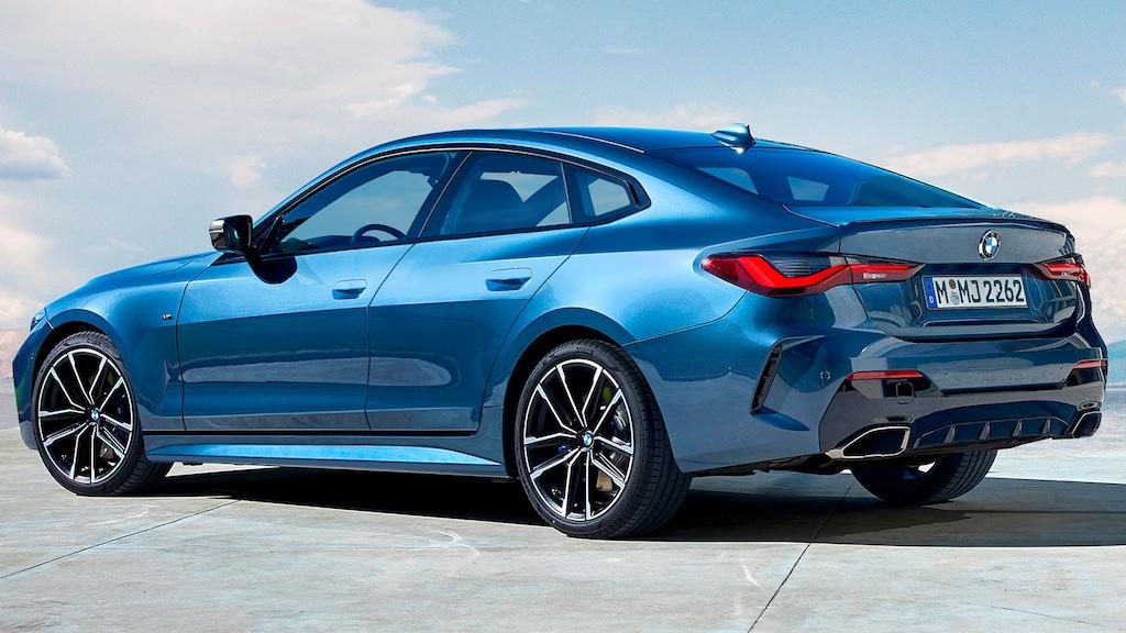Neuer BMW 4er kommt auch als Gran Coupé