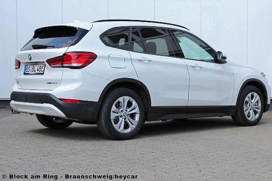 BMW X1 Plug-in-Hybrid: junger SUV-Gebrauchter günstig dank Förderung
