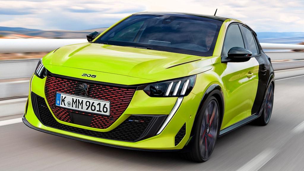 Wird Peugeots GTI bald zum Elektro-Sportler?