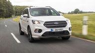Ford Kuga im AUTO BILD-Dauertest