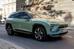 So fährt das Elektro-SUV Nio ES6