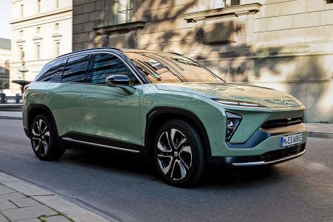 Nio ES6 Performance (2022): Test, Preis, Deutschland, Reichweite, technische Daten, Elekrtro-SUV