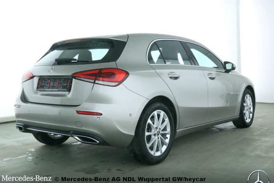 Gebrauchter A 250 rund 16.500 Euro günstiger als ein Neuwagen.