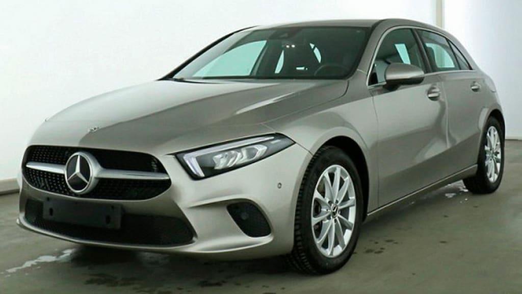 Mercedes A-Klasse mit hohem Wertverlust