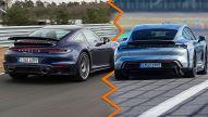 Welcher Turbo S sprintet schneller?