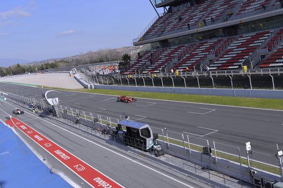 Grünes Licht für GP Spanien