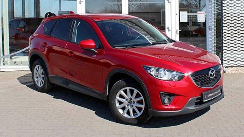 Dieser Mazda CX-5 ist ein dynamisches SUV zum Drittel des Neupreises!