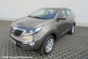 Gro�es Kia-SUV f�r 10.000 Euro!