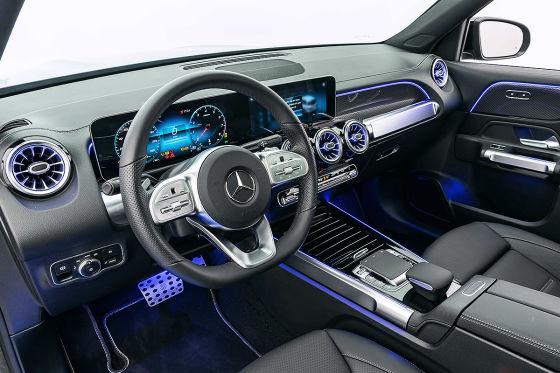 Jetzt macht Brabus auch den Mercedes GLB krass