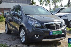 Opel Mokka: Diesel-SUV unter 12.000 Euro