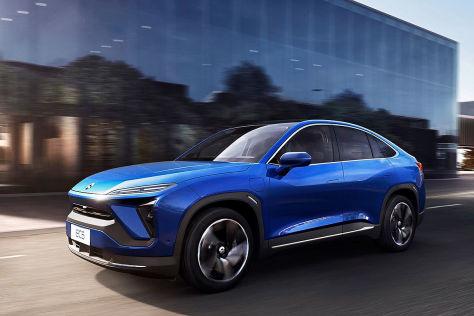 Nio EC6 (2020): Interieur, SUV-Coupé, Marktstart, Deutschland, Ausstattung, technische Daten, News