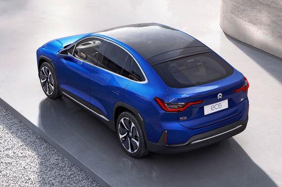 Nio stellt elektrisches SUV-Coupé in China vor, 2022 könnte es zu uns kommen