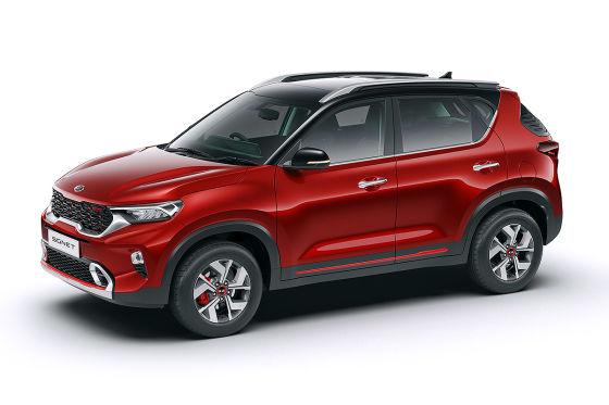 So viel Ausstattung hat Kias neues Mini-SUV Sonet
