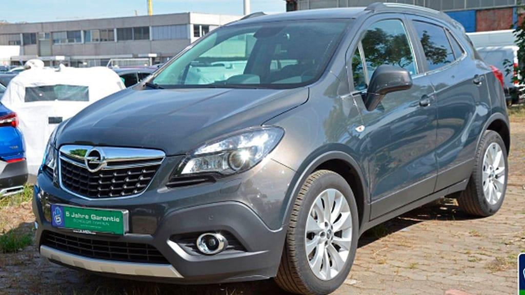 Opel Mokka unter 12.000 Euro