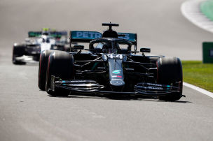 Formel 1: Stand Power Units