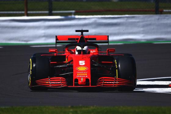 """Vettel unterstellt keine """"böse Absicht"""""""