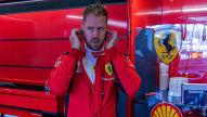 Formel 1: Vettel hinter Ferrari-Kollege