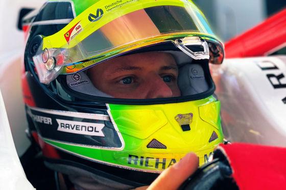 Rückschlag für Mick Schumacher
