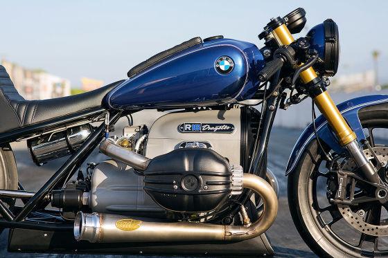 BMW R18 Dragster: Unikat von Roland Sands