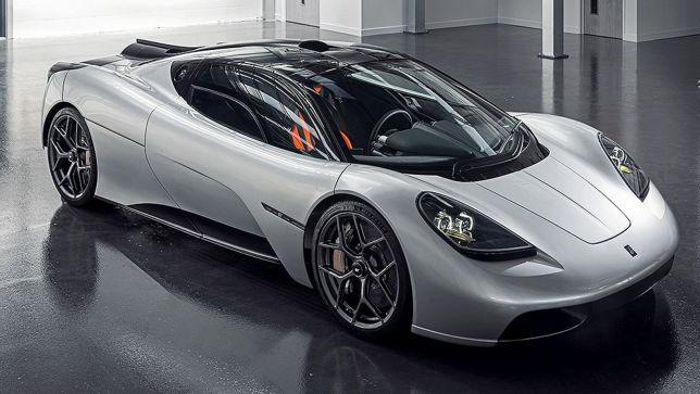 Ein neues Hypercar vom ehemaligen McLaren F1 Ingenieur