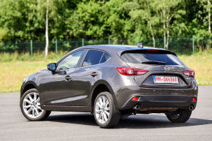 So teuer wird ein gebrauchter Mazda3