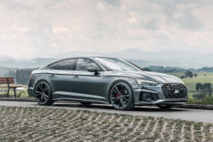 Audi A5 Facelift Tuning: Abt