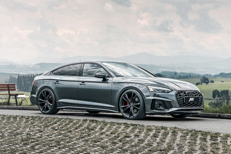 Audi A5 Facelift Tuning: Abt Sportsline