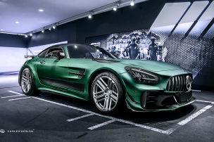 Mercedes-AMG GT Tuning: Carlex