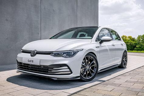 VW Golf 8 Tuning: Oettinger Aerodynamik-Kit