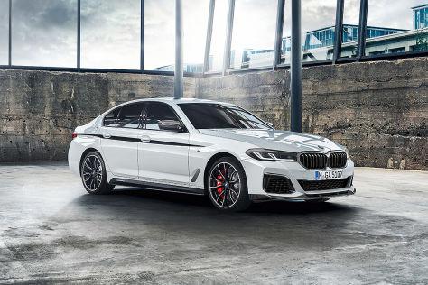 BMW 5er, M5 Tuning: BMW M Performance Parts