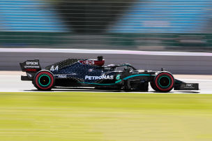Hamilton schlägt Senna-Rekord