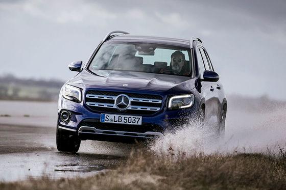 Mercedes-Benz GLB 180 d: Preis, Gebrauchtwagen