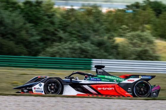 DTM-Champion RAST jetzt elektrisch