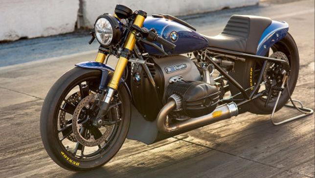 Roland Sands hat für BMW eine R18 zum heißen Dragster umgestaltet
