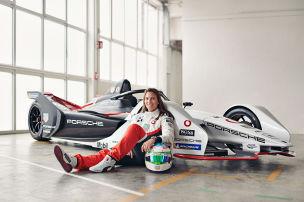 Formel E: Simona de Silvestro