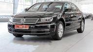 VW Phaeton V8 4.2 FSI lang: Gebrauchtwagen