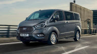 Ford Tourneo Custom PHEV (2020)