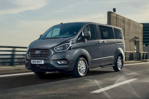 Ford Tourneo Custom PHEV (2020)