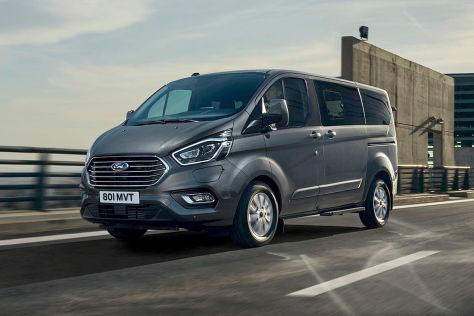 Ford Tourneo Custom Hybrid (2020): Test, Preis, Reichweite, Plug-in-Hybrid, technische Daten